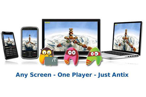 Antix Launch Universal Game Platform Covering TV Mobiles ...
