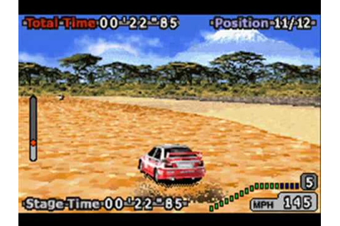 GT Advance 2: Rally Racing - A Video Review - YouTube