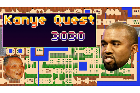 Kanye Quest 3030 (Seriously What?) [1] - YouTube