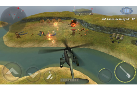 Gunship Battle: Helicopter 3D MOD APK v2.5.70 (Unlimited ...