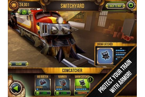 Lionel Battle Train - Best New iOS/iPhone Games (HD) - YouTube