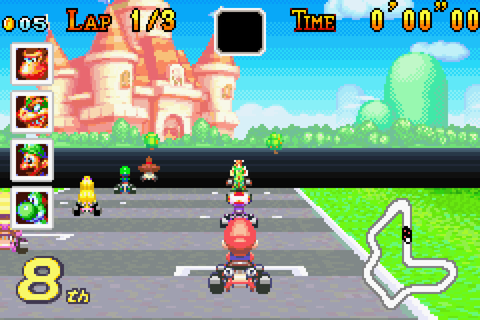 Mario Kart Super Circuit Download Game | GameFabrique