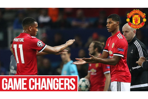 10 From the Bench | United Game Changers | Manchester ...