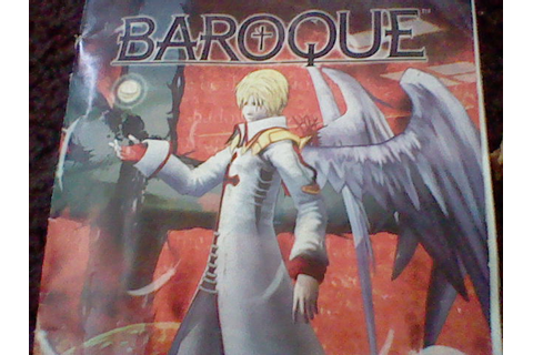 Baroque- the forgotten sin Wiki | Fandom powered by Wikia