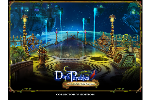 PC Video Game Review- Dark Parables: Jack and the Sky ...