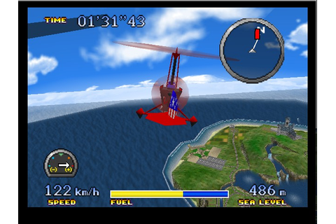 Play Pilotwings 64 Online N64 Game Rom - Nintendo 64 ...