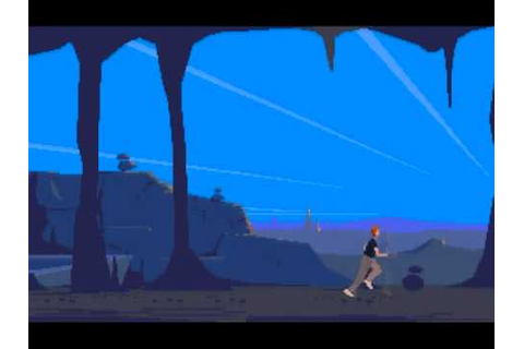 Another World (Old Pc game) - The Videogame Tryer - YouTube