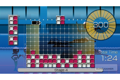 Lumines Supernova • Eurogamer.net