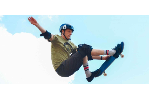 20 years later: Tony Hawk reveals motion capture clip from ...