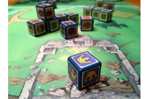 Cube Quest Review | Board Game Quest