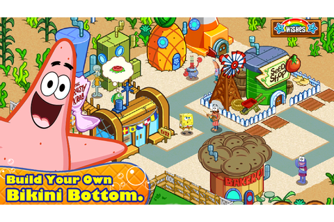 SpongeBob Moves In - Apl Android di Google Play