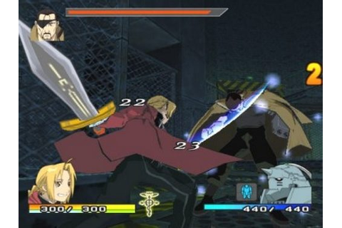 Fullmetal Alchemist 2: Curse of the Crimson Elixir (USA ...