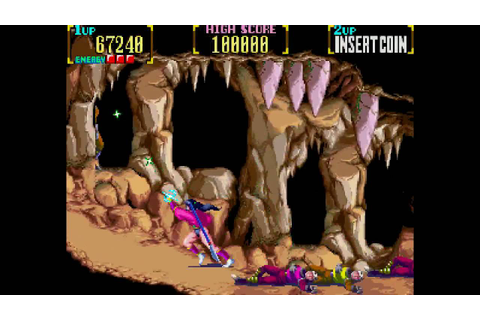 Mystic Warriors (Arcade) Game Clear (HD60) - YouTube
