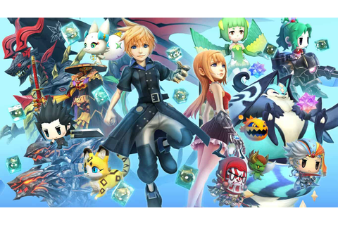 World of Final Fantasy Maxima digital pre-orders go live ...