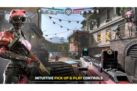 Modern Combat Versus: Online Multiplayer FPS APK Download ...