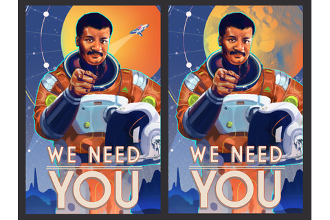 Neil deGrasse Tyson is creating a 'Space Odyssey' video ...