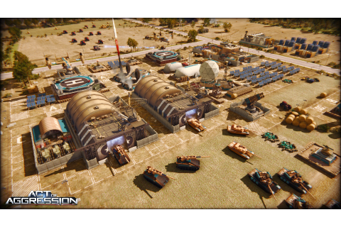 Act of Aggression - RTS Game news 2015 - Mod DB
