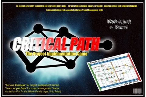 Critical Path - The Project Implementation Game - Optima ...