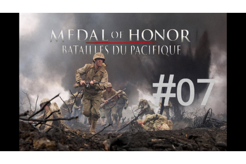 [FR] Medal of Honor - Bataille du Pacifique - Guadalcanal ...