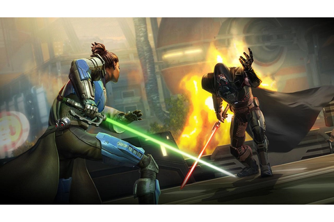 Onslaught Expansion Is Coming to STAR WARS: THE OLD REPUBLIC
