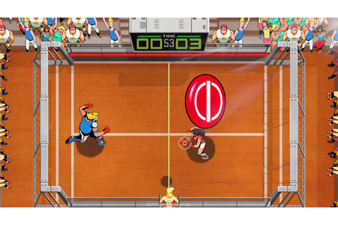 Windjammers 2 - Gameplay Reveal Trailer - YouTube
