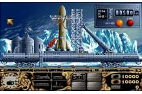 Transarctica AGA Download (1993 Amiga Game)