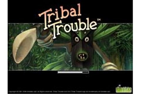 Tribal Trouble Download (2005 Strategy Game)