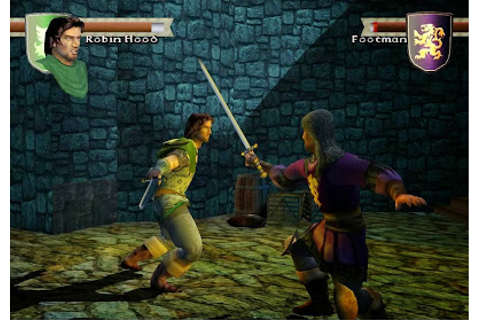 Download Full Games — Robin Hood Defender Of The Crown PC Game