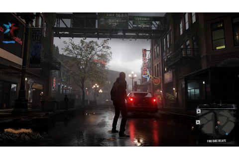 Infamous: Second Son Map Leaked, New In-Game Screens Looks ...