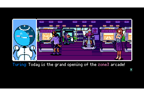 Review: 2064: Read Only Memories | PSNStores