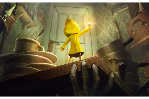 Subtle, spooky and full of sausages - Little Nightmares is ...