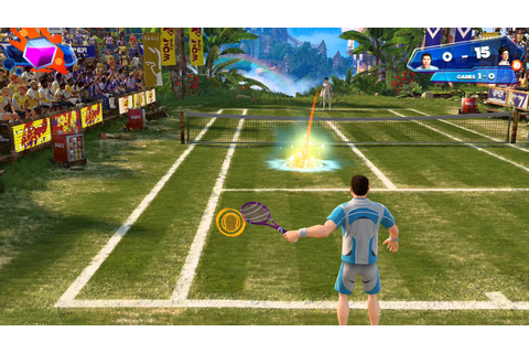Kinect Sports Rivals Tennis tutorial Xbox One gameplay ...