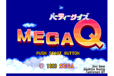 Mega Q - The Party Quiz Game » NES Ninja
