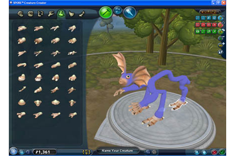 Spore Creature Creator: Proof that this game will rule ...