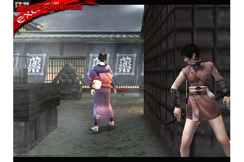 Tenchu: Fatal Shadows (PS2)