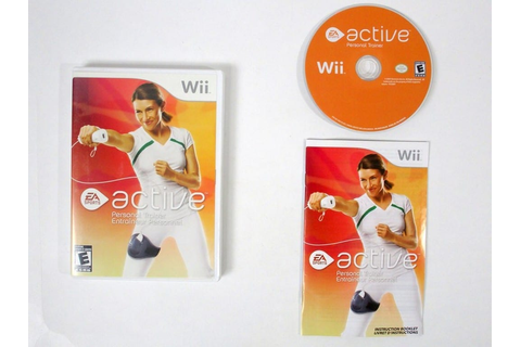 EA Sports Active game for Wii (Complete) | The Game Guy