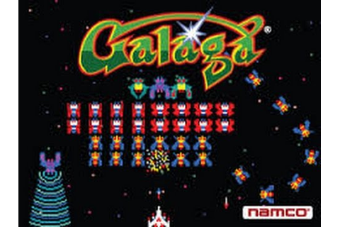 Star Wars with Galaga Sound Effects - YouTube