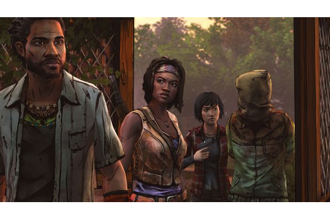The Walking Dead: Michonne - A Telltale Miniseries Free ...