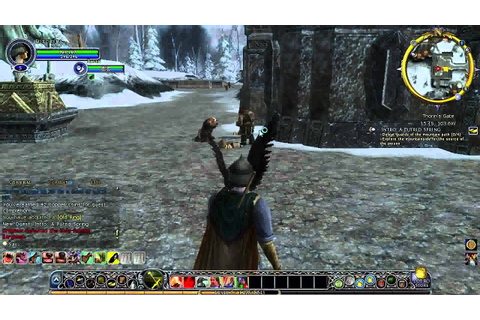 Lord of the Rings Online Gameplay (Online PC Game) - YouTube