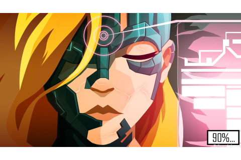 HD Velocity 2x 2014 PS4 and Vita Game Girl Wallpaper ...