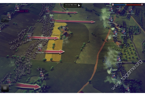 Ultimate General: Gettysburg - Download Free Full Games ...