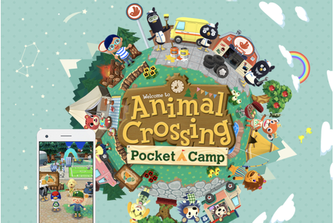 Animal Crossing: Pocket Camp makes it global debut on ...