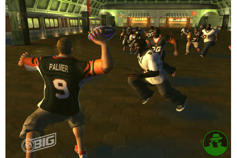 NFL Street 3 Screenshots, Pictures, Wallpapers ...
