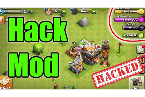 Clash of Clans - New 2018 Hack IOS & Android - YouTube