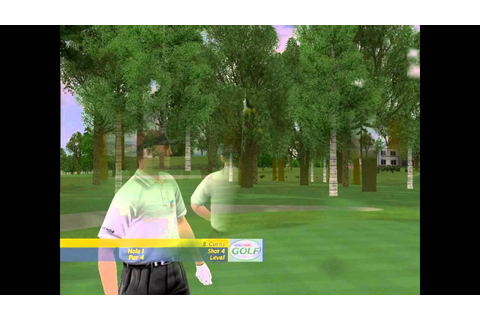 ProStroke Golf World Tour 2007 PC 2006 Gameplay - YouTube