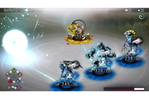 Free-to-play Destiny of Spirits announced for PS Vita ...