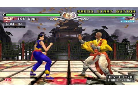Virtua Fighter 4: Evolution PS2 Gameplay HD (PCSX2) - YouTube