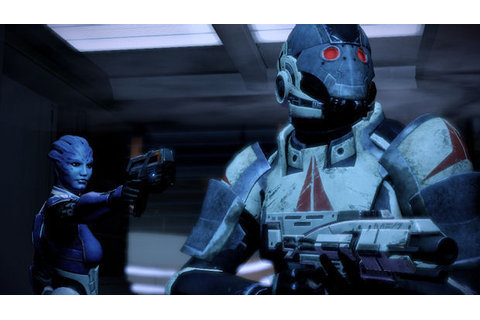 Review: Mass Effect 2: 'Lair of the Shadow Broker' DLC