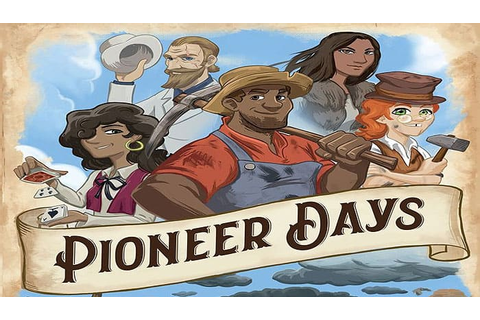 How to play Pioneer Days | UltraBoardGames
