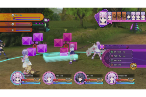 Hyperdimension Neptunia Victory PS3 Game Free Download ...